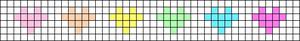 Alpha pattern #35699