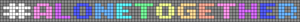 Alpha pattern #35700