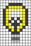 Alpha pattern #35702