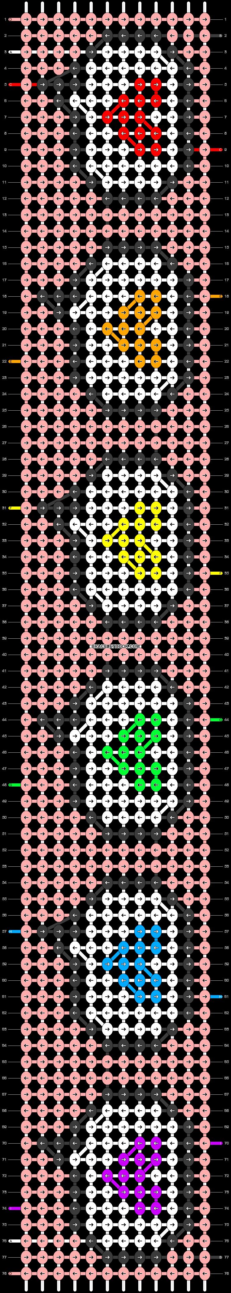Alpha pattern #35714 pattern