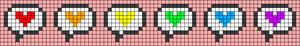 Alpha pattern #35714