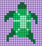Alpha pattern #35720
