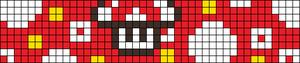 Alpha pattern #35724
