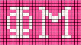 Alpha pattern #35725