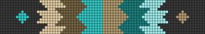 Alpha pattern #35730