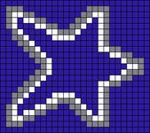 Alpha pattern #35738