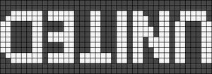Alpha pattern #35740