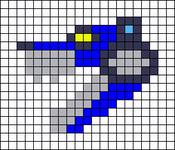 Alpha pattern #35750