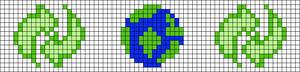 Alpha pattern #35771