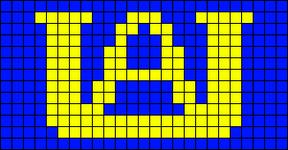 Alpha pattern #35772