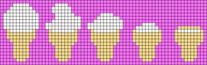 Alpha pattern #35773