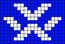 Alpha pattern #35775