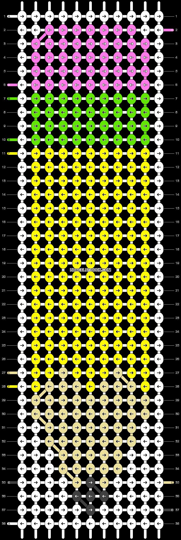 Alpha pattern #35779 pattern