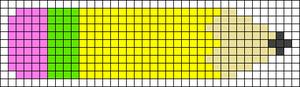 Alpha pattern #35779