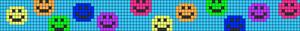 Alpha pattern #35784