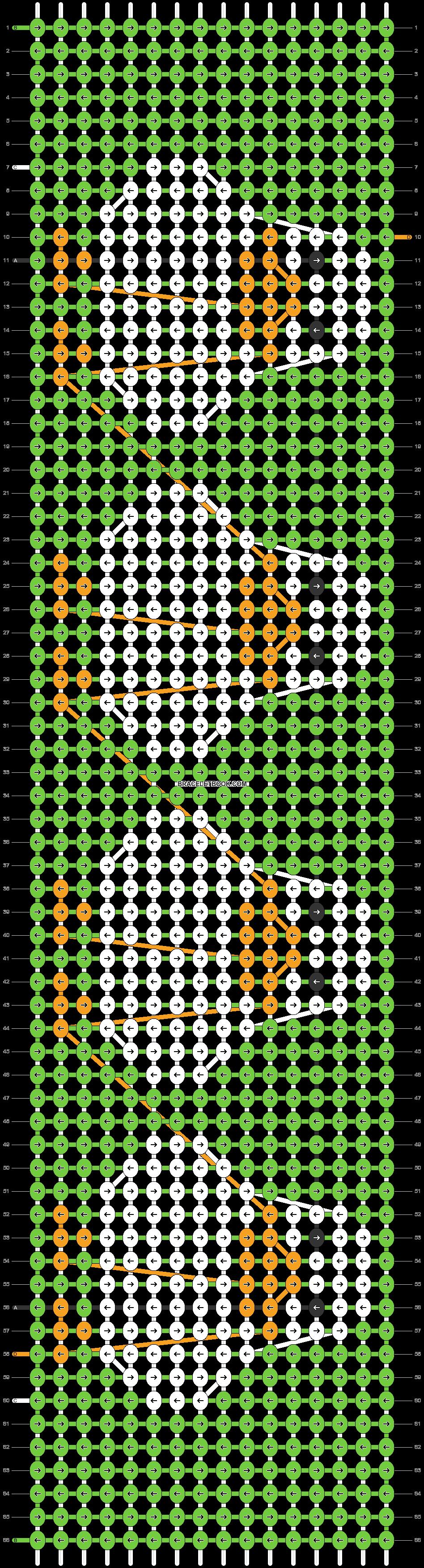 Alpha pattern #35786 pattern
