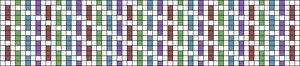 Alpha pattern #35802