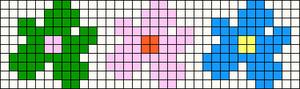 Alpha pattern #35808