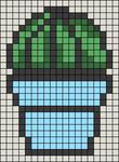 Alpha pattern #35812