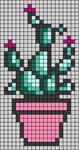 Alpha pattern #35814