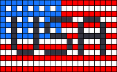 Alpha pattern #35819