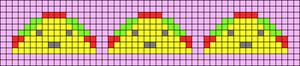 Alpha pattern #35841
