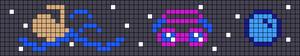 Alpha pattern #35850