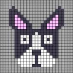 Alpha pattern #35862