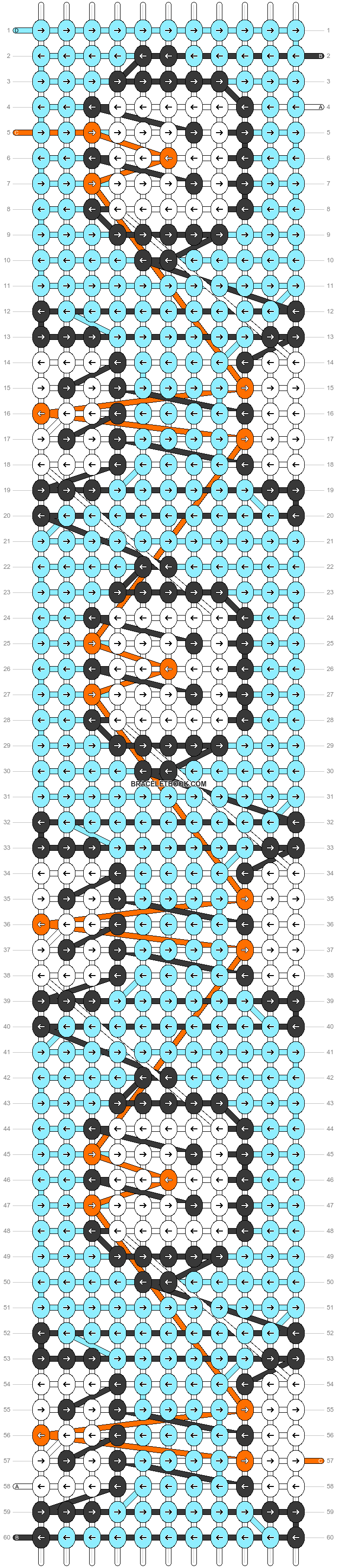 Alpha pattern #35866 pattern
