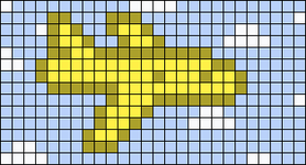 Alpha pattern #35888