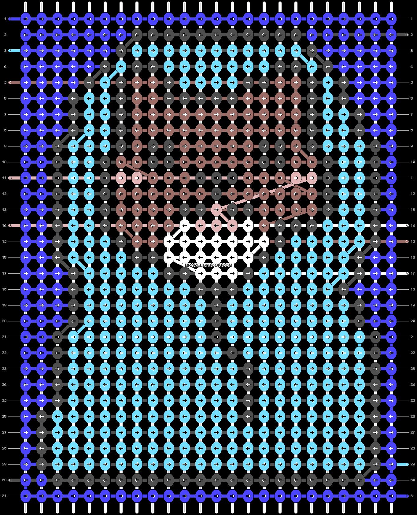 Alpha pattern #35893 pattern