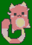 Alpha pattern #35894