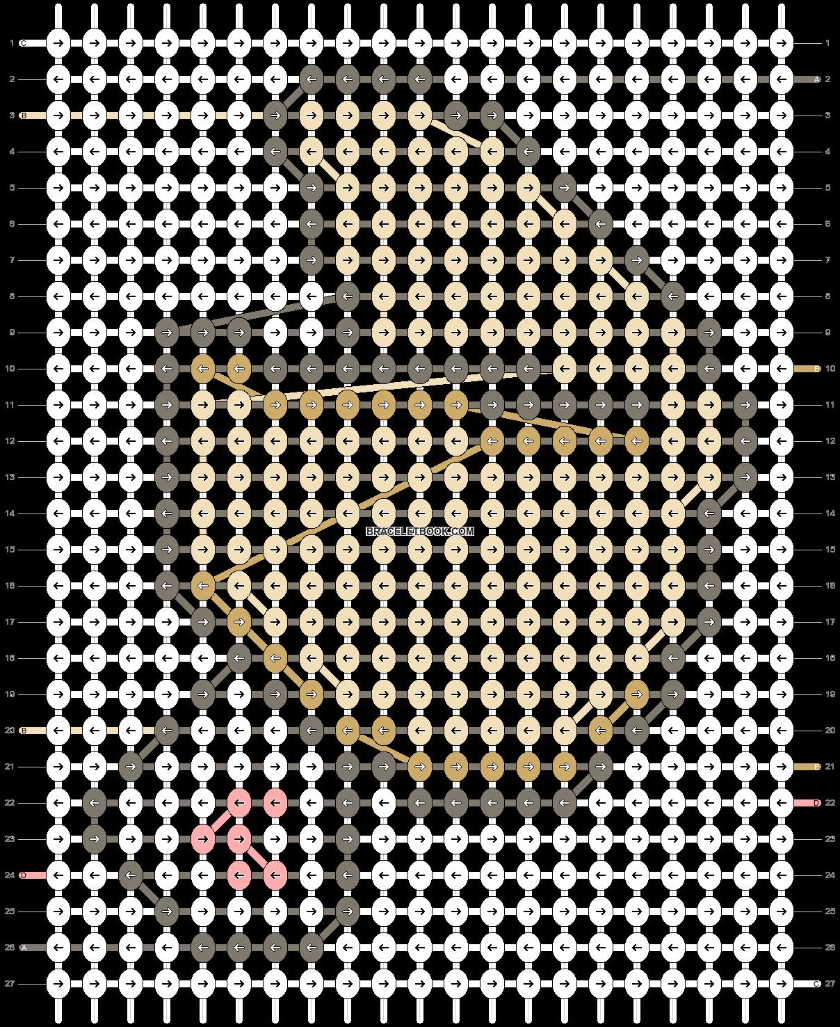 Alpha pattern #35915 pattern