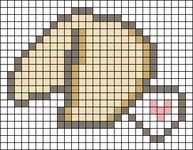 Alpha pattern #35915