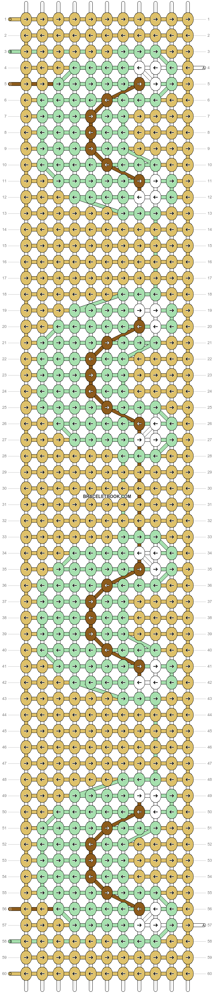 Alpha pattern #35928 pattern