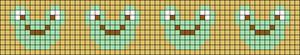 Alpha pattern #35928