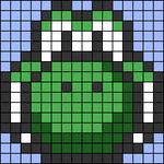 Alpha pattern #35931