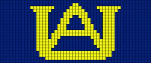 Alpha pattern #35935