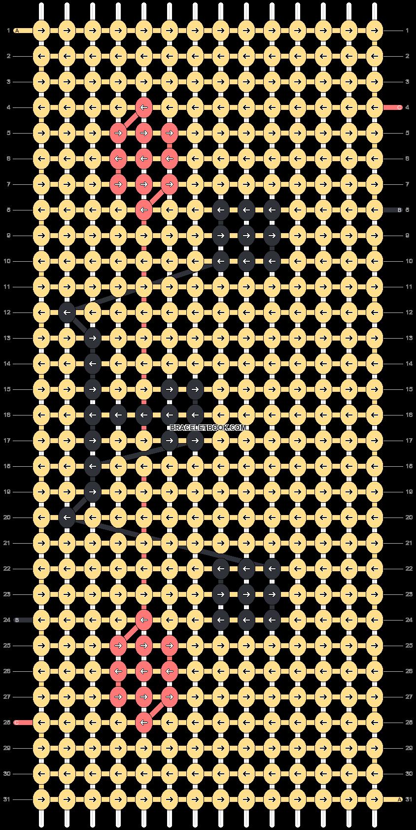 Alpha pattern #35941 pattern