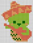 Alpha pattern #35944