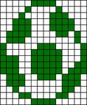 Alpha pattern #35945