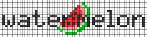 Alpha pattern #35946