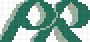 Alpha pattern #35957