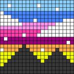 Alpha pattern #35960