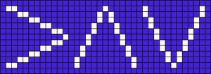 Alpha pattern #35964