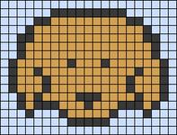 Alpha pattern #35972