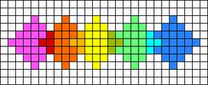 Alpha pattern #35991