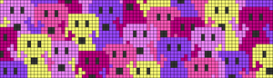 Alpha pattern #36022