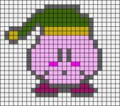 Alpha pattern #36029