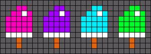 Alpha pattern #36050